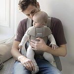 BabyBjorn Ķengursoma Baby Carrier Mini Greige Mesh 021002