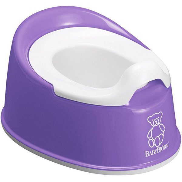 BabyBjorn Bērnu podiņš Smart Potty Purple 051063