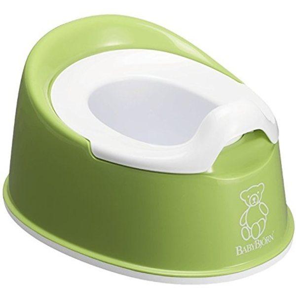 BabyBjorn Bērnu podiņš Smart Potty Green 051081