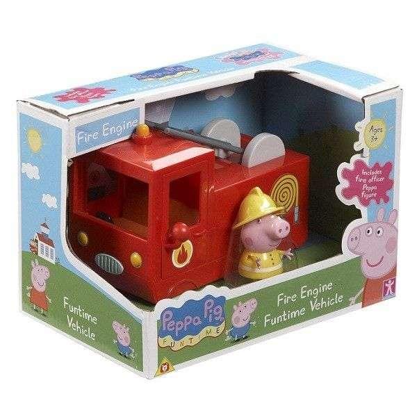 "Peppa Pig Komplekts ""Ugunsdzēsēju mašīna"", 05523"
