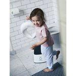 BabyBjorn Poda vāka mazinātājs Toilet Trainer White/Grey 058025