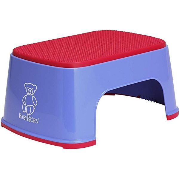 BabyBjorn Bērnu paliktnis kājām Step Stool Blue 061115