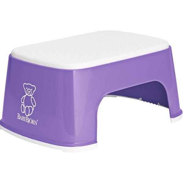 BabyBjorn Bērnu paliktnis kājām Step Stool Purple 061163
