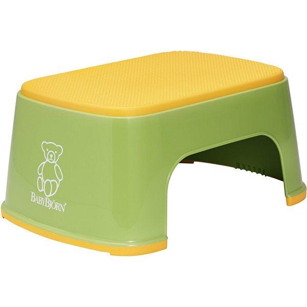 BabyBjorn Bērnu paliktnis kājām Step Stool Green 061181