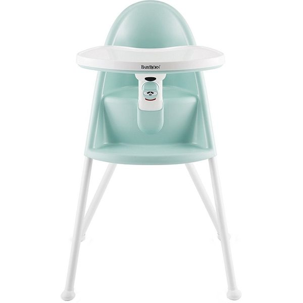 BabyBjorn Barošnas krēsls High Chair Light Green 067085
