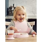 BabyBjorn Baby feeding set Powder pink Komplekts barošanai 070064
