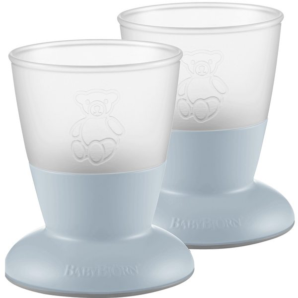 BabyBjorn Bērnu krūzes Baby Cup Powder Blue 072167