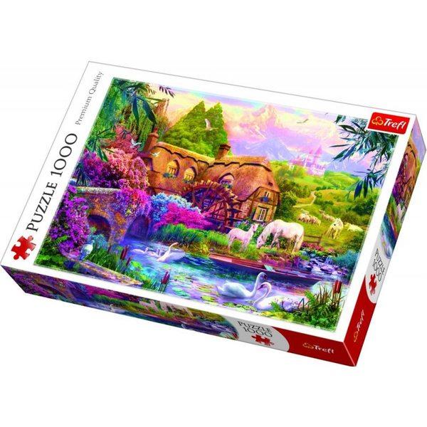 Trefl Puzzle Fairyland 1000, 10496T