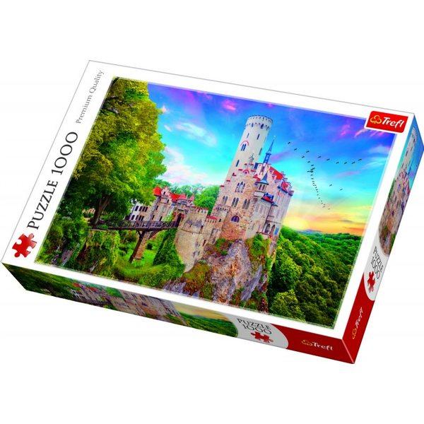 Trefl Puzzle Lichtenstein Castle 1000, 10497T