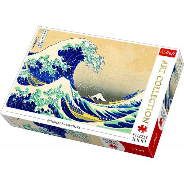 Trefl Puzzle Hokusai 1000, 10521T
