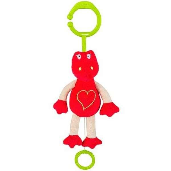BabyOno Muzikālā rotaļlieta Dino, 1239