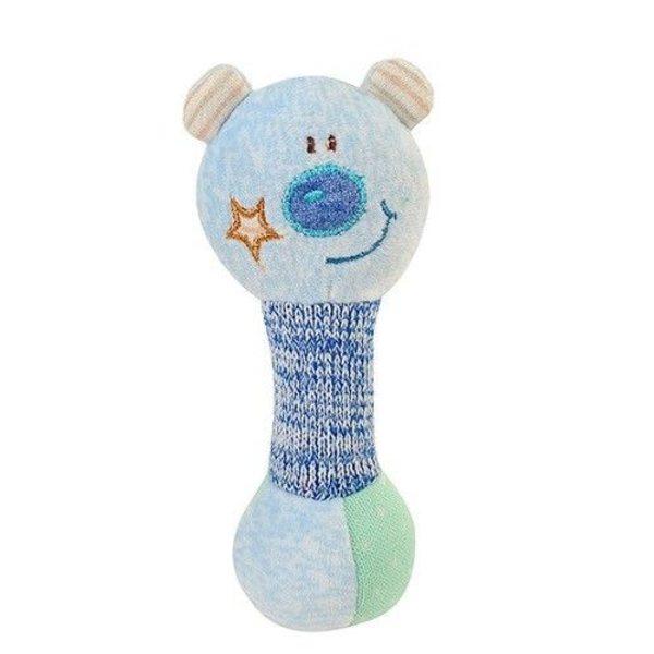 BabyOno Rotaļlieta ar pīkstuli Teddy, 1247