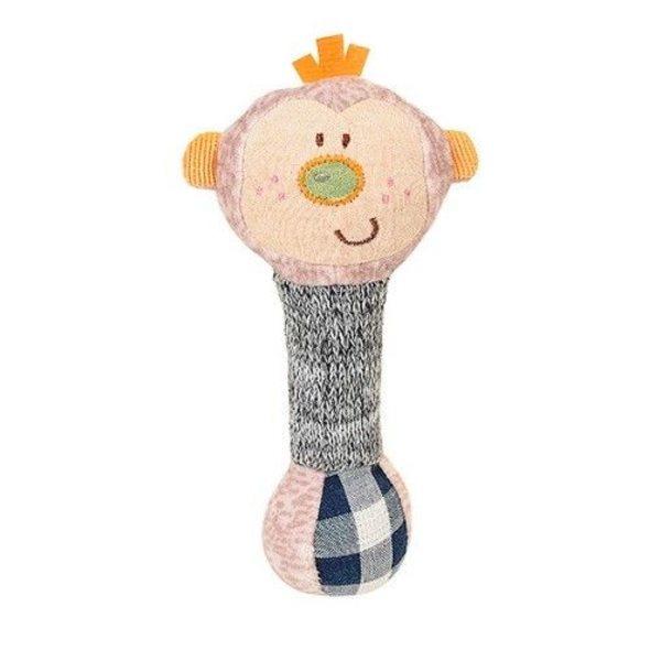 BabyOno Rotaļlieta ar pīkstuli Monkey, 1248