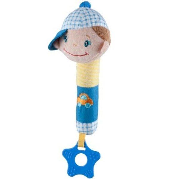 BabyOno Rotaļlieta ar pīkstuli Boy, 1286