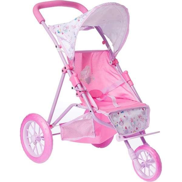 Baby Born Trīsriteņu leļļu rati 1423565