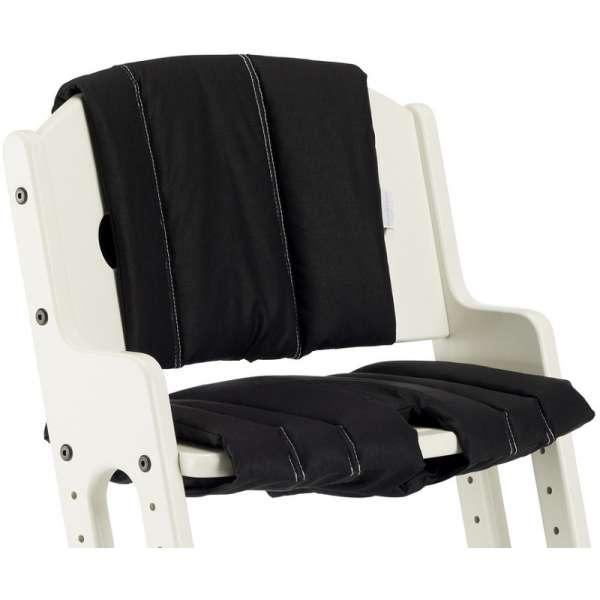 BabyDan Spilventiņi Comfort cushion Danchair barošanas krēslam, black, 2438-0011