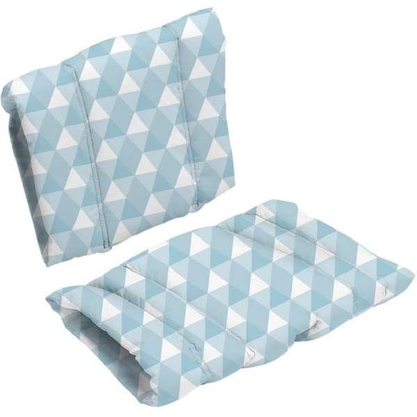 BabyDan Spilventiņi Comfort cushion Danchair barošanas krēslam, baby blue, 2438-2931