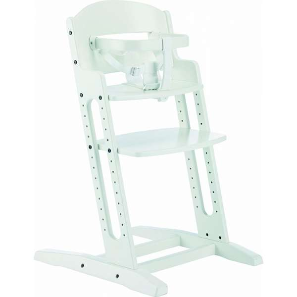 BabyDan Barošanas krēsls Danchair, balts, 2638-01