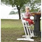 BabyDan Barošanas krēsls Danchair, black, 2638-11
