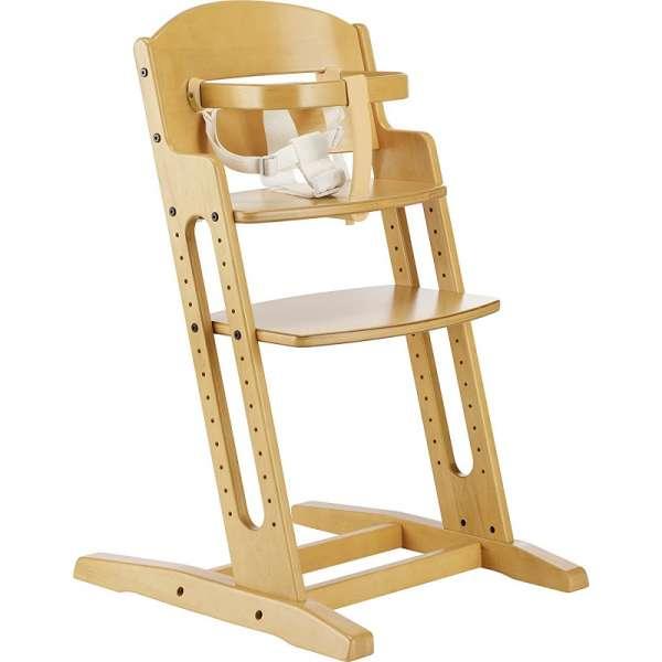 BabyDan Barošanas krēsls Danchair, natural, 2638-02