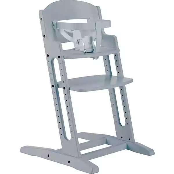 BabyDan Barošanas krēsls Danchair, grey, 2638-20
