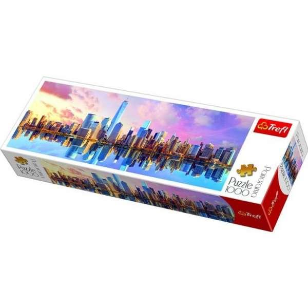Trefl Puzzle Panorama Manhattan 1000, 29033