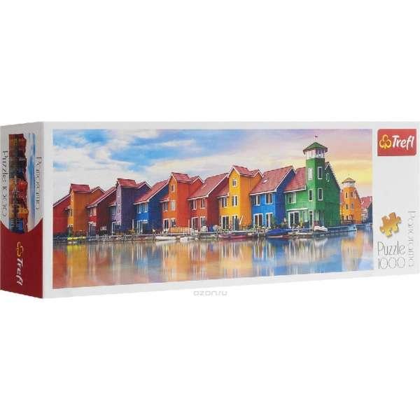 Trefl Puzzle Panorama Groningen, Netherlands 1000, 29034