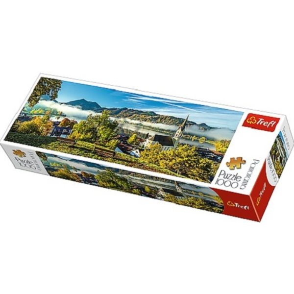 Trefl Puzzle Panorama By The Schliersee Lake 1000, 29035