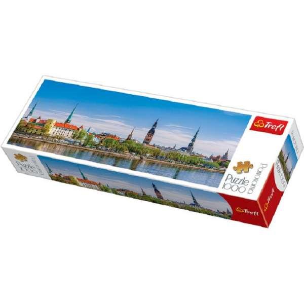 Trefl Puzzle Panorama Riga 1000, 29036