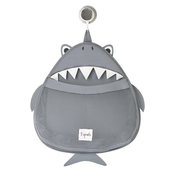 3 Sprouts Bath Storage Vannas organizators Shark