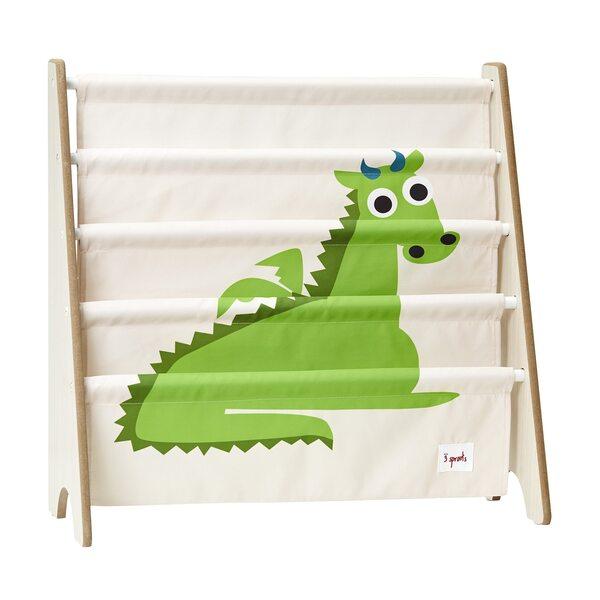 3 Sprouts Book Rack Grāmatu plaukts Dragon