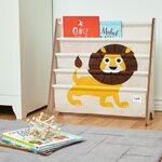 3 Sprouts Book Rack Grāmatu plaukts Lion