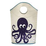 3 Sprouts Laundry Hamper Veļas grozs Octopus