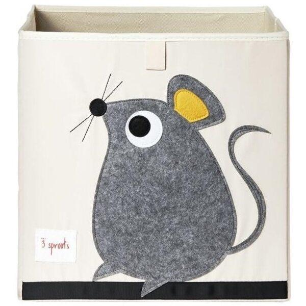 3 Sprouts Storage Box Mantu kaste Mouse