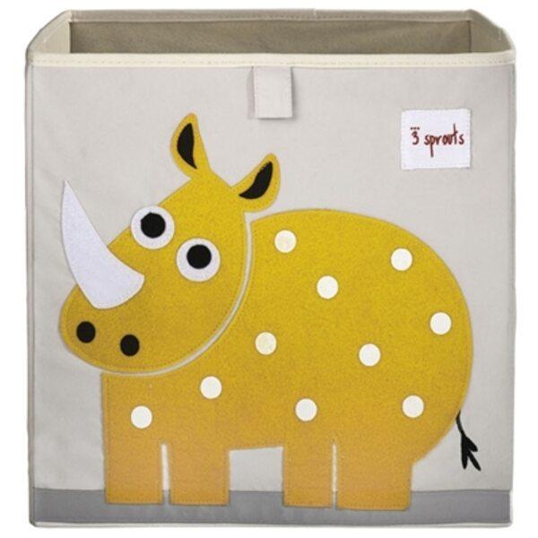 3 Sprouts Storage Box Mantu kaste Rhino
