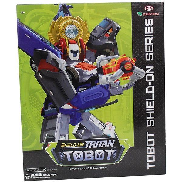 Tobot Tritan Shield-On Transformers 301007