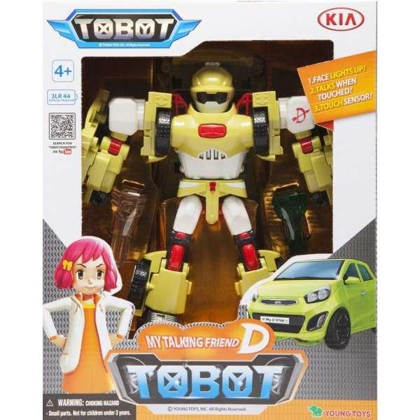 Tobot D Transformers 301015