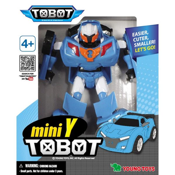 Tobot Mini Y Transformers 301021