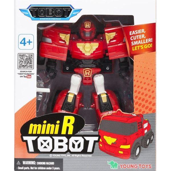 Tobot Mini R Transformers 301028
