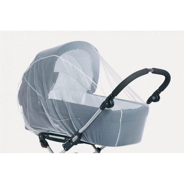 BabyDan Universāls moskītu tīkls ratiem, balts, 3300-01-02