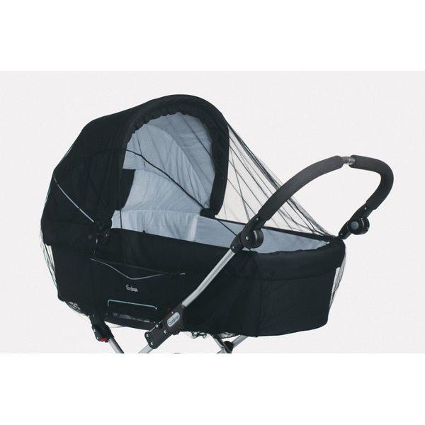 BabyDan Universāls moskītu tīkls ratiem, melns, 3300-11-02
