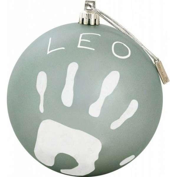 Baby Art Christmas Ball Komplekts mazuļa pēdiņu-rociņu nospieduma izveidošanai, Ocean, 34120157