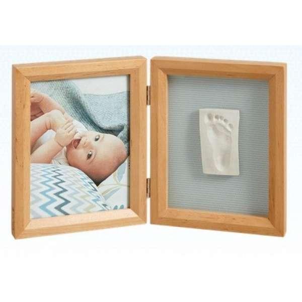 Baby Art Print Frame My baby Touch komplekts mazuļa pēdiņu/rociņu nospieduma izveidošanai, honey 34120169
