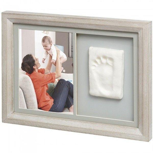 Baby Art Tiny Touch komplekts mazuļa pēdiņu/rociņu nospieduma izveidošanai, Stormy, 3601091400