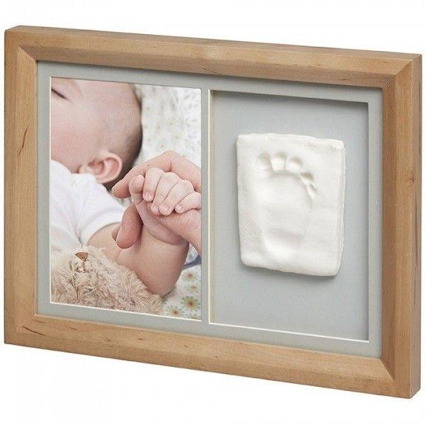 Baby Art Tiny Touch komplekts mazuļa pēdiņu/rociņu nospieduma izveidošanai, Honey, 3601093000