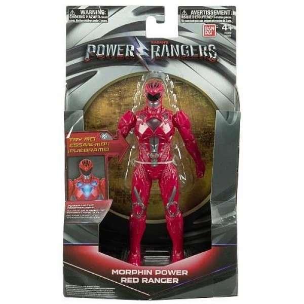 Bandai Power Ranger Grid Action Varonis - Red Ranger, 42650
