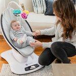 4moms MamaRoo 4 Bērnu šūpuļkrēsls Classic Grey 16880