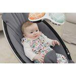 4moms MamaRoo 4 Bērnu šūpuļkrēsls Mesh Grey 16347