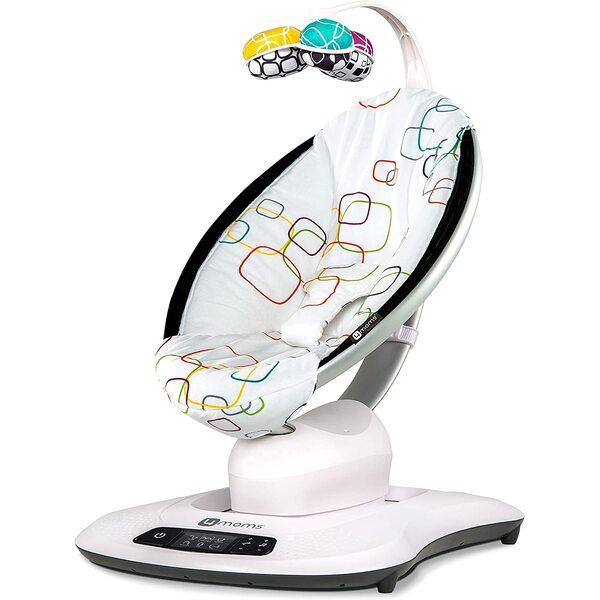 4moms MamaRoo 4 Bērnu šūpuļkrēsls Plush Multicolor 16903