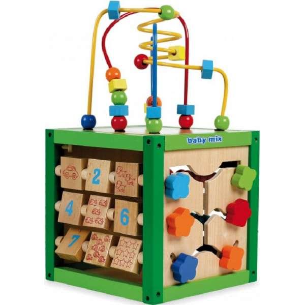Baby Mix Koka rotaļlieta Sorter 52138